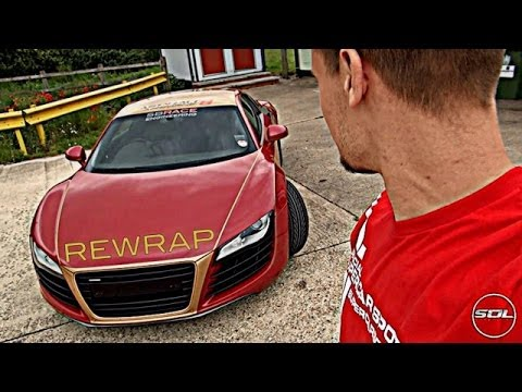 My Audi R8 looks EPIC: My Supercar Vlog