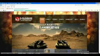 AAWC Axis & Allies PC Gameplay ***FREE DOWNLOAD