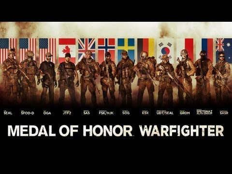 Medal of Honor Warfighter Online Somalia Stronghold