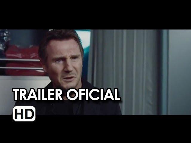 Non-Stop - Trailer Legendado (2014) Liam Neeson