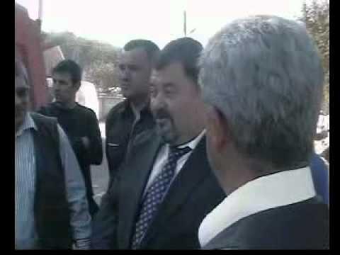 Ministrul Şalaru inspectează drumu'