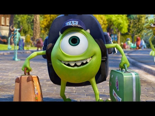 Monsters University - Cast & Crew Interviews