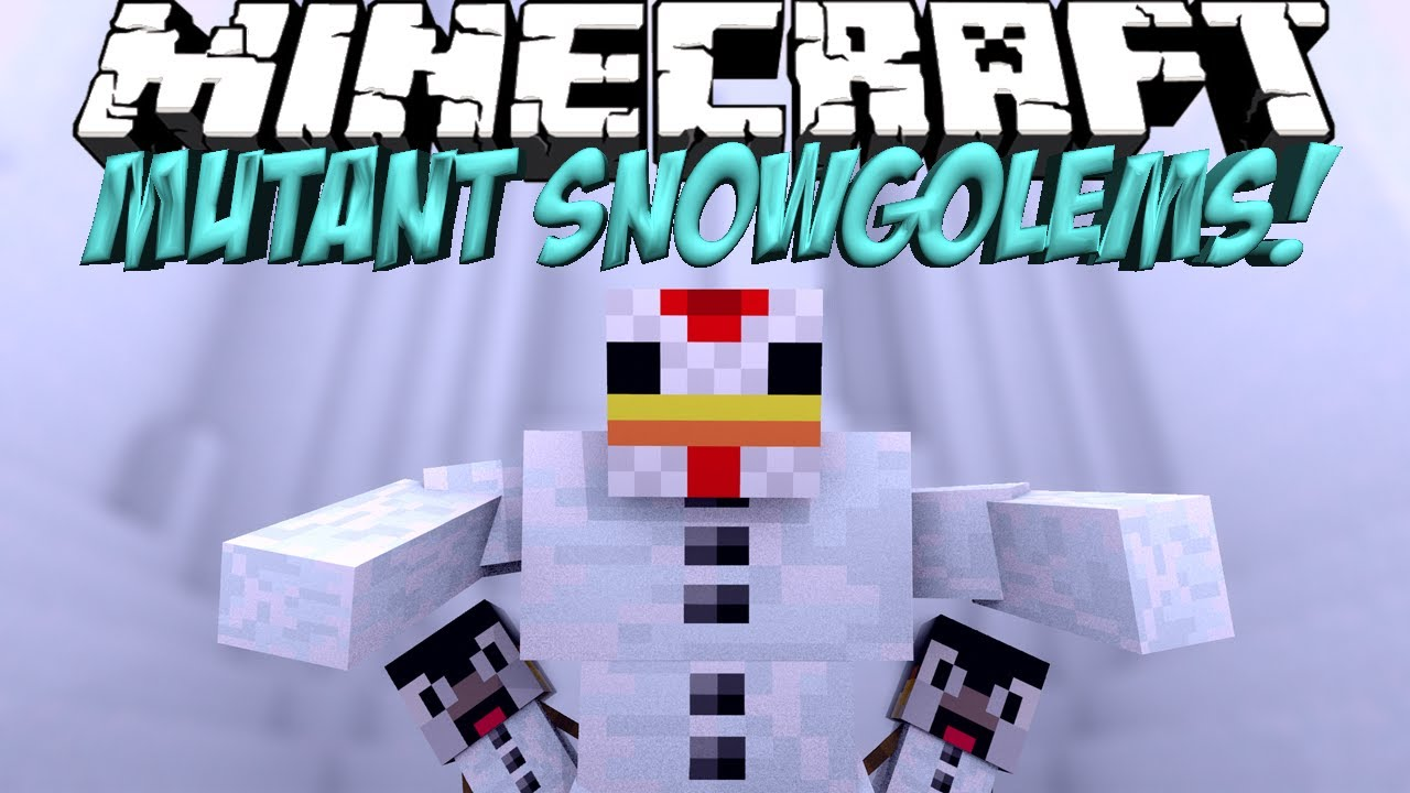 Pin Mutant Snow Golem on Pinterest