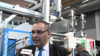 FiberForm technology at Fakuma 2015