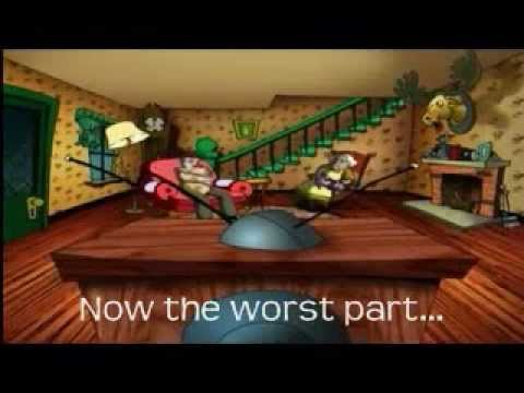My Top 5 most unpleasant Courage the Cowardly Dog moments ...