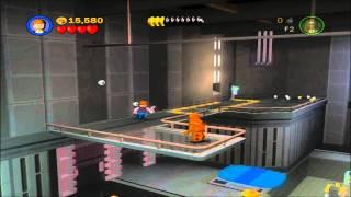 LEGO Star Wars II Walkthrough Episode IV Chapter 5 Death