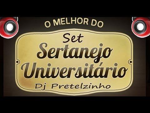 ♫ Set Os Melhores Sertanejos Universitários 2014 [Dj Pretelzinho] SÓ AS MELHORES *♫