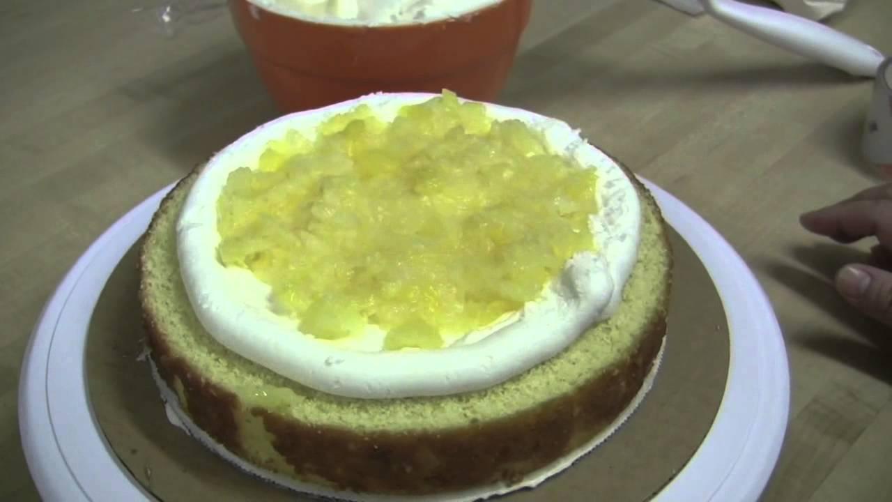 Krazy Kool Cakes Crumb Coat