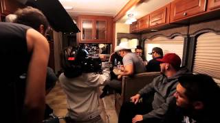 Gerardo Ortiz ft. Kevin Ortiz- Detras de camaras (video Official)