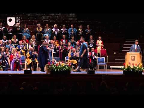 Edinburgh degree ceremony, Saturday 21 June 11:00