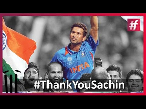 Out of the box with Harsha Bhogle: #ThankYouSachin