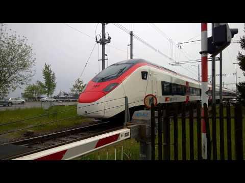 Giruno auf Testfahrt in Romanshorn