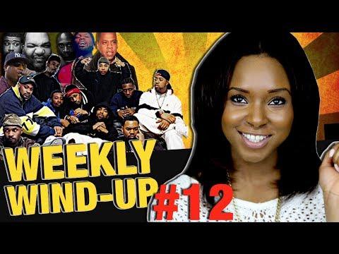 Wu Tang Clan, Jay Z, 50 Cent, Talib Kweli, The LOX and De La Soul