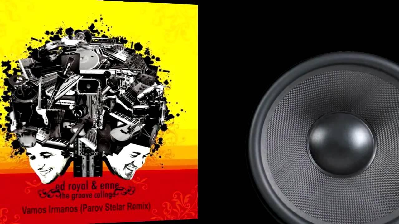 Ed Royal & DJ Enne* Ed Royal & Enne - It's Hip To Be Square