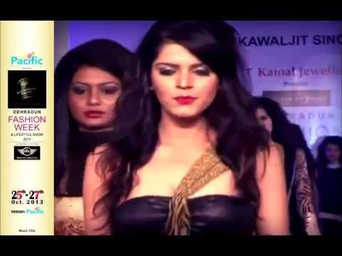 Dehradun Fashion Week & Lifestyle Show 2013 - PROMO
