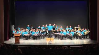 2015 Indiana 4 H Band Concert