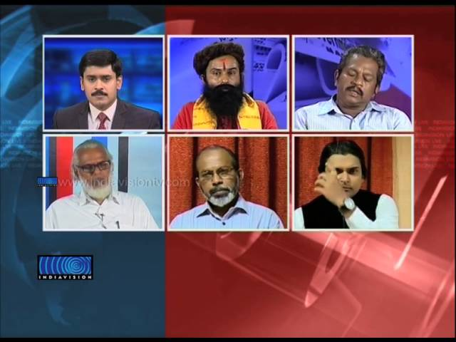 News Night on Gold pilferage in Padmanabha Swamy temple?