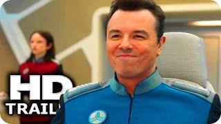 THE ORVILLE Official Trailer (2017) Star Trek Spoof, Seth MacFarlane Comedy Drama Series HD