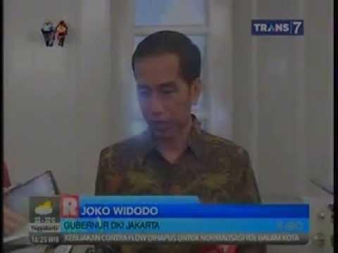 Ahok Di Puja, Ahok Di Cerca, Ahok Di Bela Jokowi, 24 September 2014