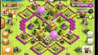 of comments on Clash of clans TH 7 base design / setup - YouTube