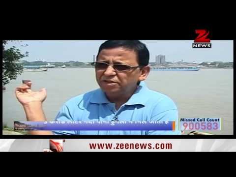 Holy river Ganga plagued by pollution