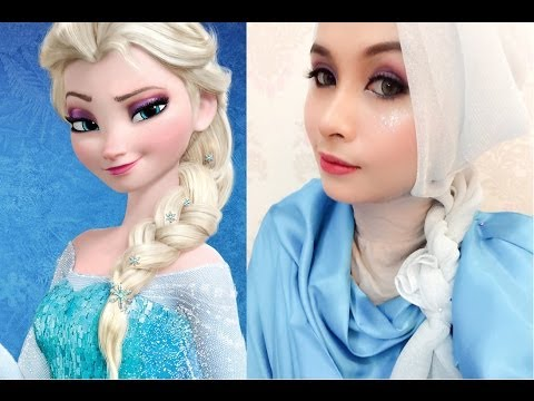 Simple Makeup and Hijab Tutorial For Idul Fitri (Full View)