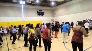 Blurred Lines Line Dancing Madness (4 Versions Of The