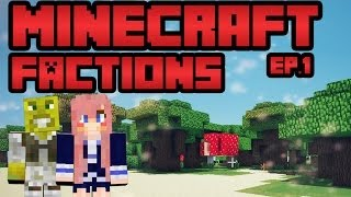 Stumpy Forest | Ep. 1 | Minecraft Factions with Smallishbeans