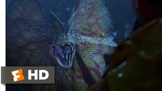 Jurassic Park (5/10) Movie CLIP Nedry's Plan Goes Awry