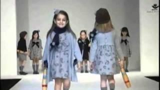 Moda Infantil Invierno 2011. Elisa Menuts