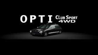 Gran Turismo 2 - Daihatsu Opti Club Sport '97 HD Gameplay