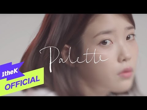MV IU아이유 _ Palette팔레트 Feat GDRAGON