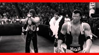 Scott Hall (nWo) WWE 2K14 Entrance And Finisher (Official