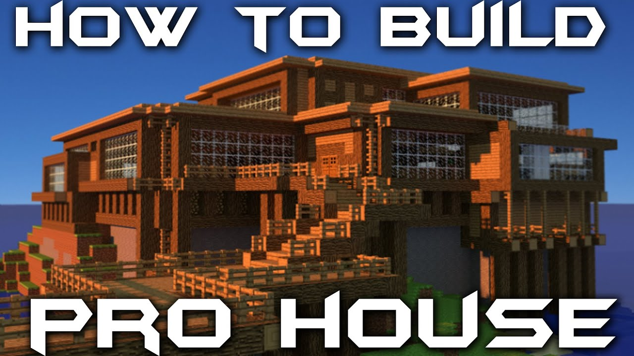How to build your own house in minecraft design your own for Customize your house