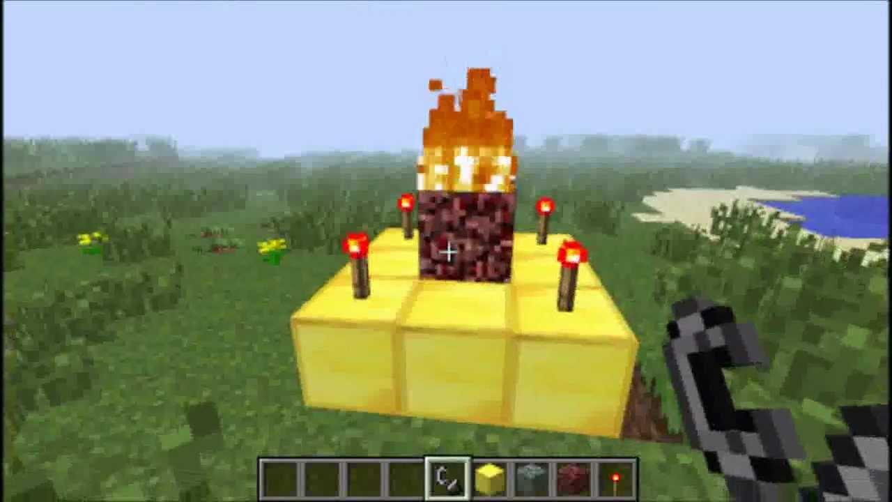 how to respond herobrine in minecraft