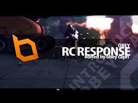 OBEY: Obey Recruitment Challenge Response