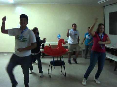 Tarefa 24 - Joti 2012 - Gangnam Scout´s Style