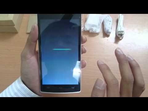 Đập hộp điện thoại Smartphone DCO 580 đầu tiên tại VN