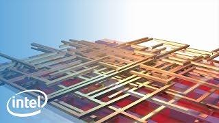 22nm/3D Transistor bilgisayar çip üretimi - Intel