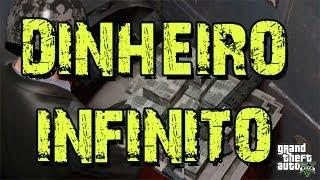 GTA V: Dinheiro Infinito PS3 Pt-BR