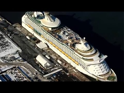 Another Norovirus Outbreak Brings Cruise Ship into Port