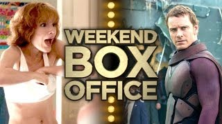 Memorial Day Weekend Box Office - May 23-26, 2014 - Studio Earnings Report HD