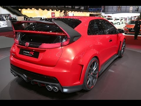 Honda News - NEW CIVIC TYPE R AT GENEVA - HONDA ODYSSEY RECALL - APPLES CAR PLAY
