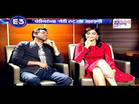 Interview of Sonam Kapoor & Ayushmann Khurrana - Part1