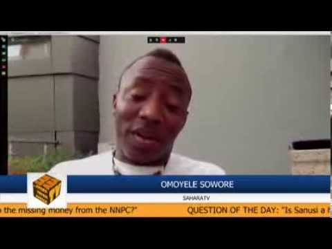 """I Thought I Would Get Arrested"" - Omoyele Sowore On Interviewing Lamido Sanusi"