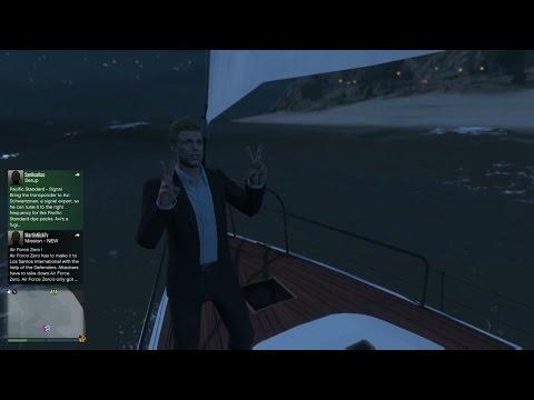GTA 5 Online - Đi Tìm Cá Mập Thời Tiền Sử (Megalodon)