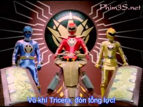 Siêu Nhân Khủng Long Sấm Sét (Power Rangers) Tập 30