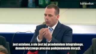 Harald Vilimsky: Chcemy odzyskać swoją suwerenność