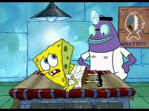 Spongebob: My Name Is, I made a Spongebob vid after about half a year. It took me about a month to make this, but on and off. Short periods on, long periods off... Heheh...