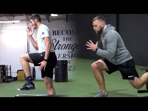 Vertical Jump Workout for Basketball Athletes